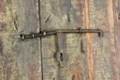 Stare drzwi radżastańskie 10