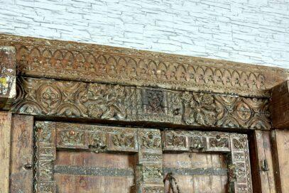 Stare drzwi radżastańskie 2