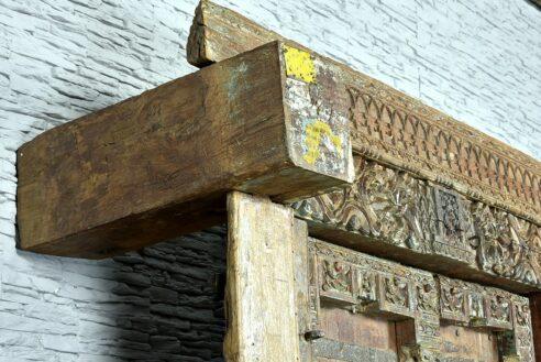 Stare drzwi radżastańskie 3
