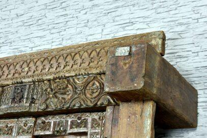 Stare drzwi radżastańskie 4
