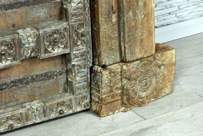 Stare drzwi radżastańskie 7