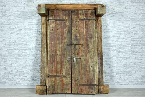 Stare drzwi radżastańskie 8