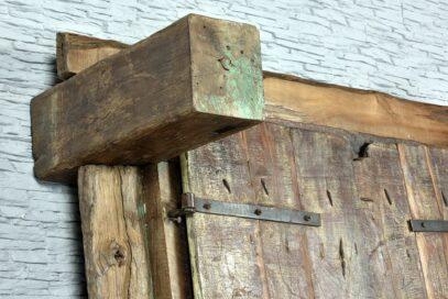 Stare drzwi radżastańskie 9