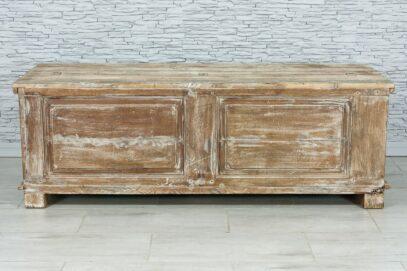 Radżastański kufer ze starych elementów 6