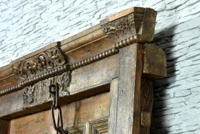 Stare drzwi tekowe 3