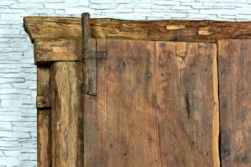 Stare drzwi tekowe 7