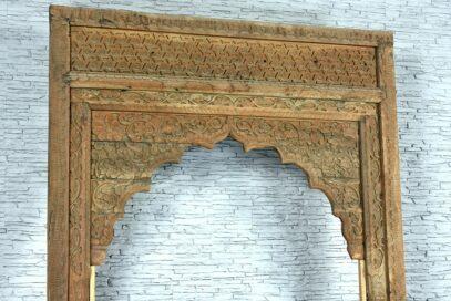 Duża stojąca rama z perskim łukiem 2
