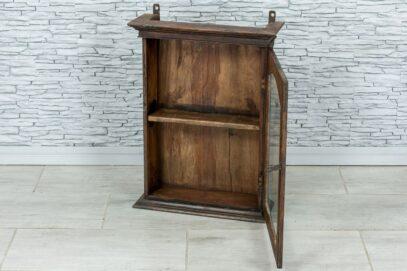 Stara szafka wisząca z 1 półką 4