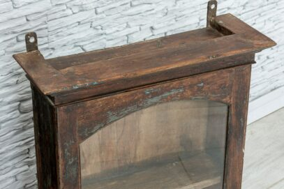 Stara szafka wisząca z 1 półką 5