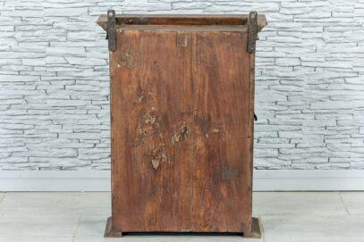 Stara szafka wisząca z 1 półką 6