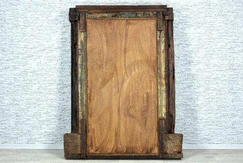 Duża stara rama z lustrem 6