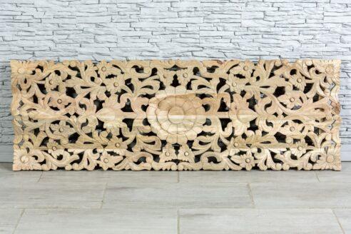 Ażurowo rzeźbiony panel - wzór 100 1