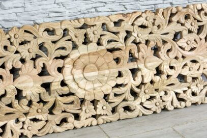 Ażurowo rzeźbiony panel - wzór 100 2
