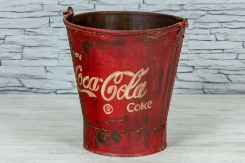 Wiadro Coca-Cola śr. 31cm 1