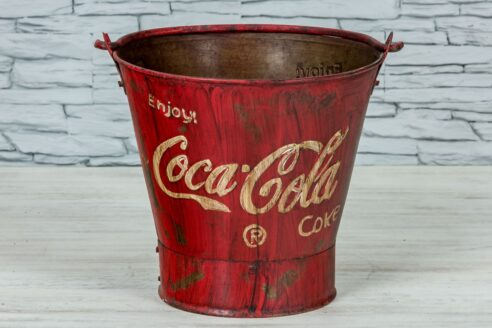 Wiadro Coca-Cola śr. 28cm 1