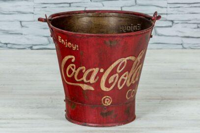 Wiadro Coca-Cola śr. 24cm 1