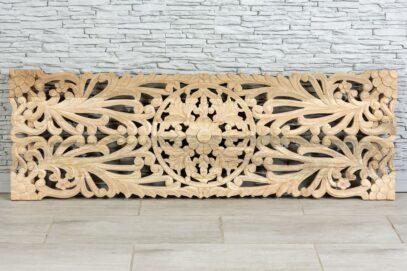 Ażurowo rzeźbiony panel - wzór 101 1