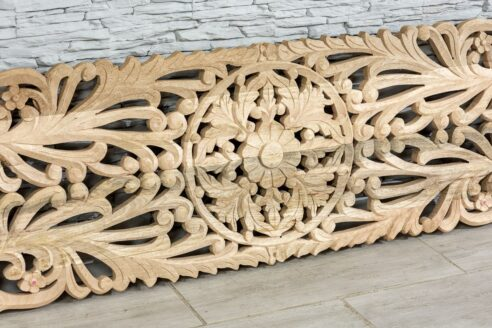 Ażurowo rzeźbiony panel - wzór 101 2