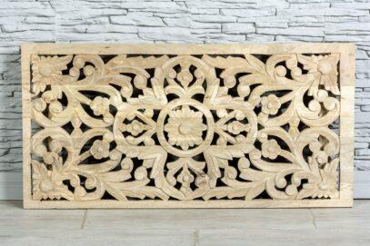 Ażurowo rzeźbiony panel - wzór 104 1