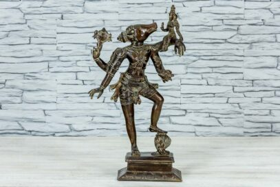 Mosieżna figurka Varaha 45cm 1