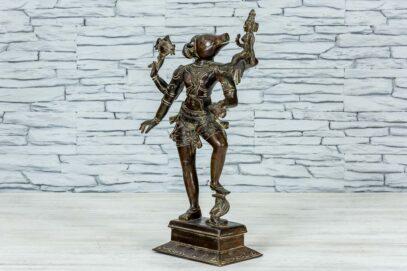 Mosieżna figurka Varaha 45cm 2