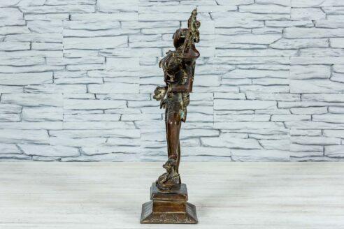 Mosieżna figurka Varaha 45cm 3