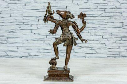 Mosieżna figurka Varaha 45cm 5