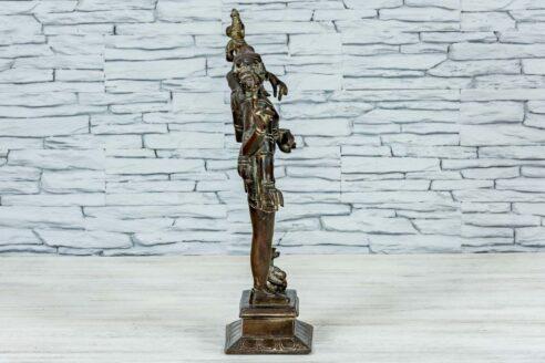 Mosieżna figurka Varaha 45cm 7