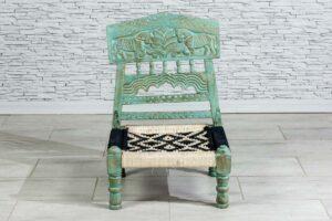 Niskie krzesełko składane 2